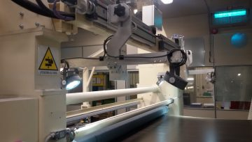 Automatic sheet measuring system