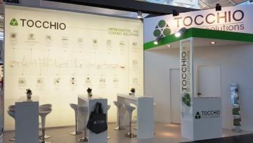 Tocchio International at LIGNA 2017