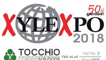 Tocchio International at XYLEXPO 2018