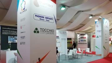 Tocchio International at INTERMOB 2018
