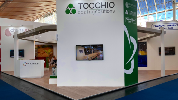 Tocchio International at LIGNA 2019