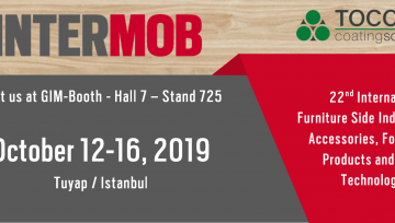 Tocchio International at INTERMOB 2019